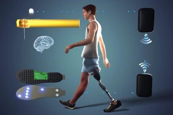 پای مصنوعی پیشرفته,اخبار پزشکی,خبرهای پزشکی,تازه های پزشکی