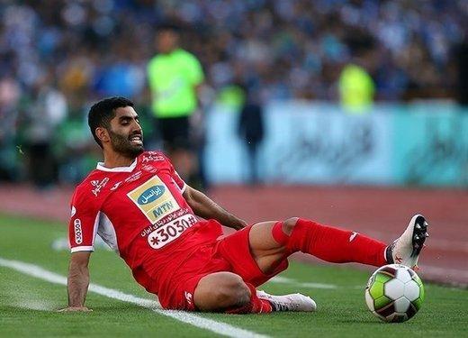 محمد انصاری,اخبار فوتبال,خبرهای فوتبال,لیگ برتر و جام حذفی