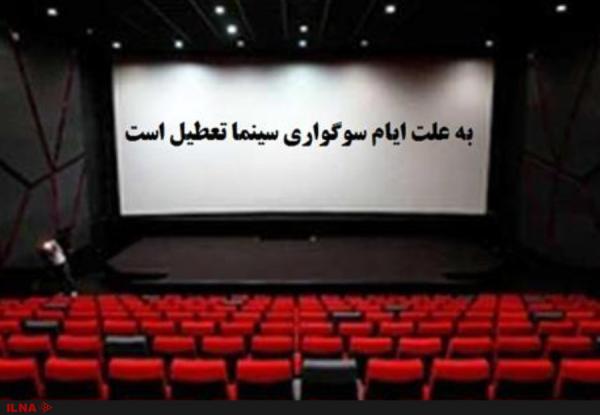 علت تعطیلی سینماها در ايام مذهبی,اخبار فیلم و سینما,خبرهای فیلم و سینما,سینمای ایران