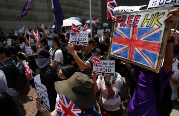 معترضان هنگکنگی,اخبار سیاسی,خبرهای سیاسی,اخبار بین الملل