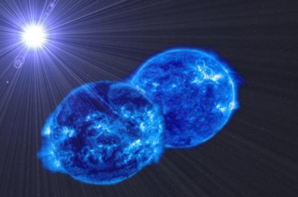 کشف عجیب ترین ستارهها,اخبار علمی,خبرهای علمی,نجوم و فضا