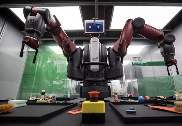 ربات بکستر,اخبار علمی,خبرهای علمی,اختراعات و پژوهش