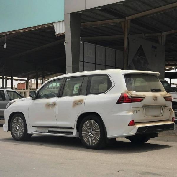 لکسوس ال اکس 570 اس,اخبار خودرو,خبرهای خودرو,مقایسه خودرو