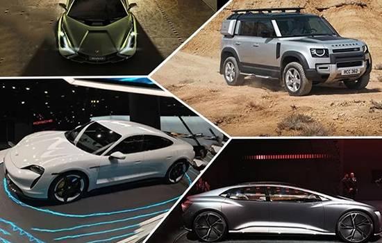 خودرو های نمایشگاه فرانکفورت ۲۰۱۹,اخبار خودرو,خبرهای خودرو,مقایسه خودرو