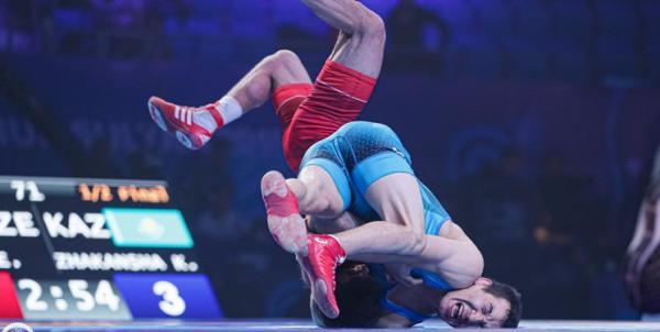 رقابت های کشتی قهرمانی جهان,اخبار ورزشی,خبرهای ورزشی,کشتی و وزنه برداری