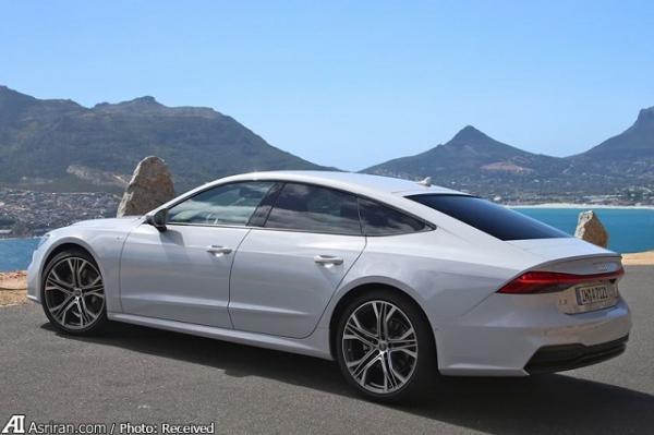 خودرو A7 اسپرت بک,اخبار خودرو,خبرهای خودرو,مقایسه خودرو