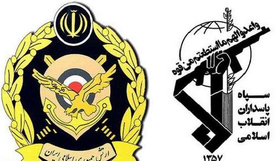 رژه هوایی مشترک ارتش و سپاه,اخبار سیاسی,خبرهای سیاسی,دفاع و امنیت