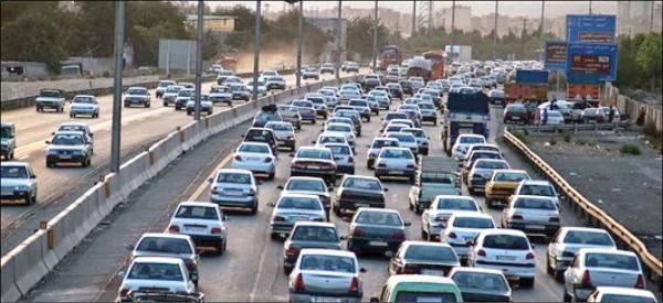 ترافیک ورودی مشهد,اخبار اجتماعی,خبرهای اجتماعی,حقوقی انتظامی