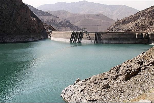 حجم ذخیره سدهای استان تهران,اخبار اقتصادی,خبرهای اقتصادی,نفت و انرژی