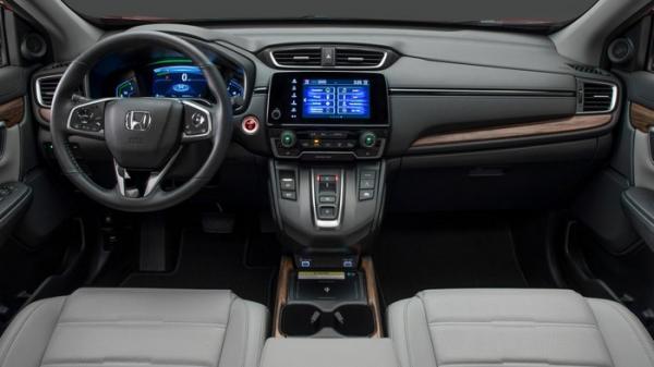 هوندا CR-V هیبریدی مدل 2020,اخبار خودرو,خبرهای خودرو,مقایسه خودرو