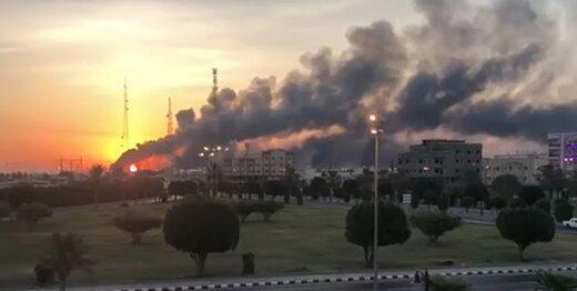 حادثه ی انفجار آرامکو,اخبار اقتصادی,خبرهای اقتصادی,نفت و انرژی