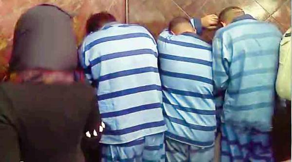 دستگیری دزدان طلافروشی,اخبار حوادث,خبرهای حوادث,جرم و جنایت