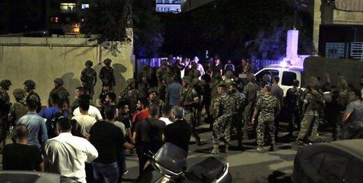 پهپاد سرنگون شده اسرائیل در بیروت,اخبار سیاسی,خبرهای سیاسی,خاورمیانه