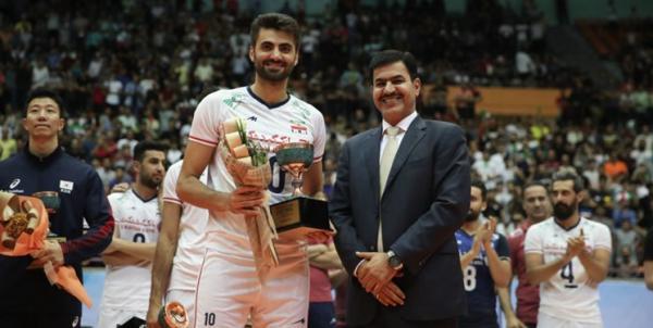 قهرمانی تیم ملی والیبال ایران در آسیا,اخبار ورزشی,خبرهای ورزشی,والیبال و بسکتبال