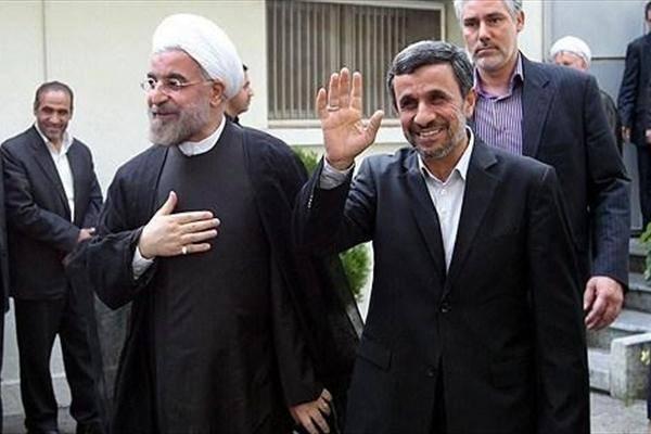 محمود احمدینژاد و حسن روحانی,اخبار سیاسی,خبرهای سیاسی,اخبار سیاسی ایران