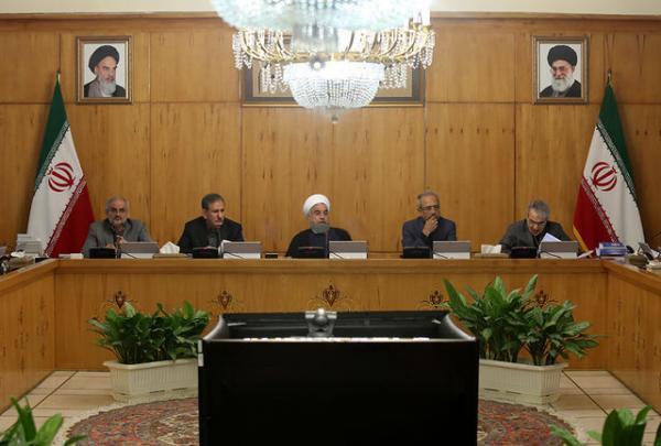 جلسه هیئت دولت,اخبار سیاسی,خبرهای سیاسی,دولت