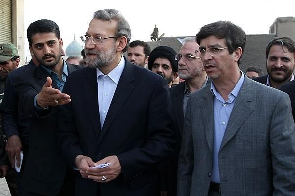 شهردار قم و علی لاریجانی,اخبار سیاسی,خبرهای سیاسی,اخبار سیاسی ایران