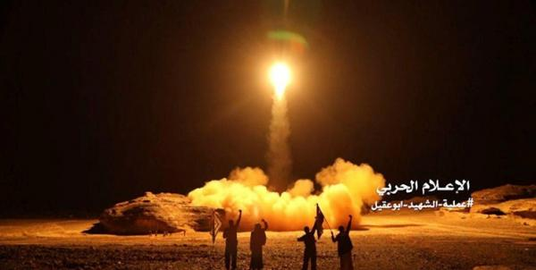 شلیک موشک به جنوب عربستان سعودی,اخبار سیاسی,خبرهای سیاسی,خاورمیانه