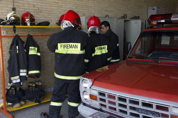 آتشنشانی,اخبار اجتماعی,خبرهای اجتماعی,شهر و روستا
