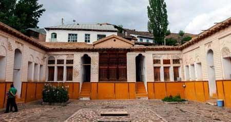 خانه نیما یوشیج,اخبار فرهنگی,خبرهای فرهنگی,میراث فرهنگی