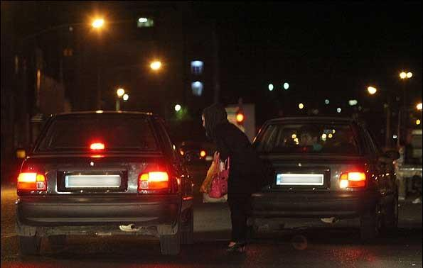 روسپیگری در تهران,اخبار اجتماعی,خبرهای اجتماعی,آسیب های اجتماعی
