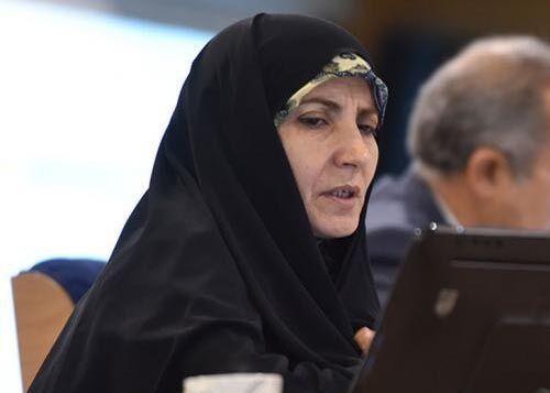 یک زن رییس شورای اسلامی شهرستان مشهد شد
