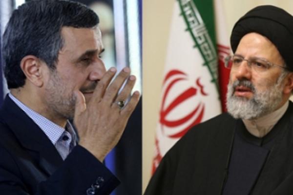 آیت الله سید ابراهیم رئیسی و محمود احمدی نژاد,اخبار سیاسی,خبرهای سیاسی,اخبار سیاسی ایران