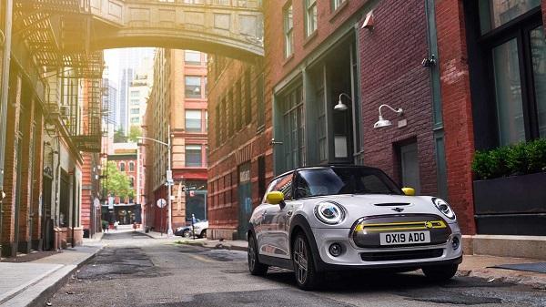 خودروی Mini Cooper SE,اخبار خودرو,خبرهای خودرو,مقایسه خودرو