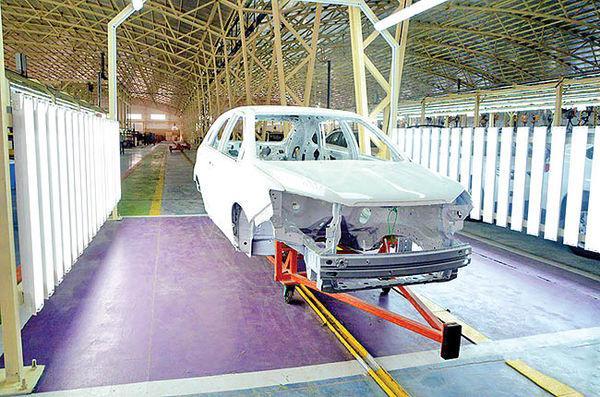 تولیدات خودروهای داخلی,اخبار خودرو,خبرهای خودرو,بازار خودرو