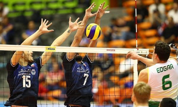 مسابقات والیبال قهرمانی آسیا,اخبار ورزشی,خبرهای ورزشی,والیبال و بسکتبال
