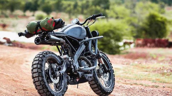 مدل جدید موتورXSR155,اخبار خودرو,خبرهای خودرو,وسایل نقلیه