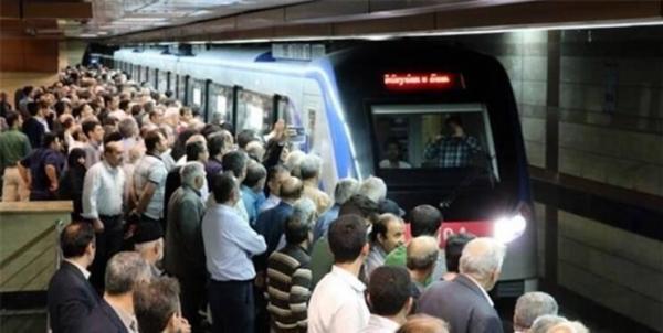 مسافران مترو,اخبار اجتماعی,خبرهای اجتماعی,شهر و روستا