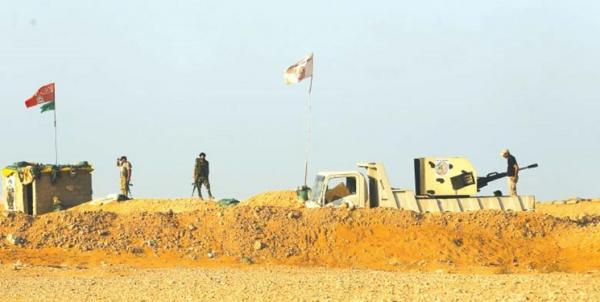 پایگاه الحشد الشعبی در بوکمال سوریه,اخبار سیاسی,خبرهای سیاسی,خاورمیانه