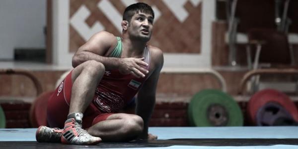 سعید عبدولی,اخبار ورزشی,خبرهای ورزشی,کشتی و وزنه برداری