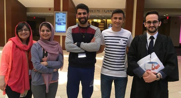 آمریکا از ورود 12دانشجوی ایرانی جلوگیری کرده است