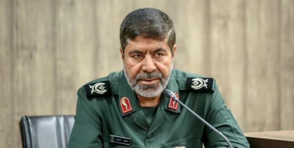 سردار رمضان شریف,اخبار سیاسی,خبرهای سیاسی,دفاع و امنیت