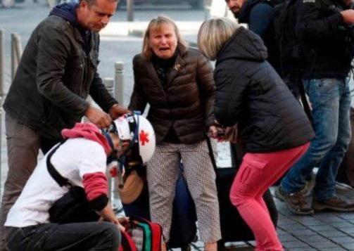 تظاهرات در فرانسه,اخبار سیاسی,خبرهای سیاسی,اخبار بین الملل