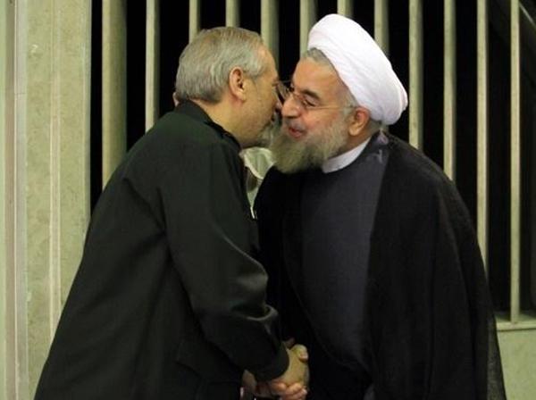 دکتر حسن روحانی و رحیم صفوی,اخبار سیاسی,خبرهای سیاسی,دفاع و امنیت