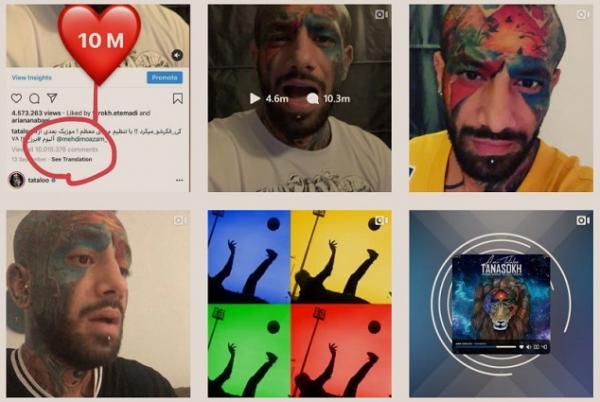 امیر تتلو,اخبار هنرمندان,خبرهای هنرمندان,بازیگران سینما و تلویزیون