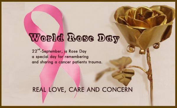 روز جهانی سرطان و رز,اخبار پزشکی,خبرهای پزشکی,بهداشت
