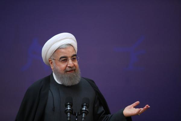 روحانی: افتخار دولت گازرسانی به استان سیستان و بلوچستان است