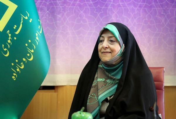 معاون رئیسجمهور: آزادی زنان زندانی با دستبد الکترونیک