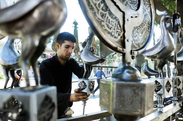 کارگاه علامتسازی تهران در خیابان مولوی,اخبار مذهبی,خبرهای مذهبی,فرهنگ و حماسه