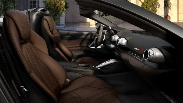 فراری 812 GTS اسپایدر,اخبار خودرو,خبرهای خودرو,مقایسه خودرو