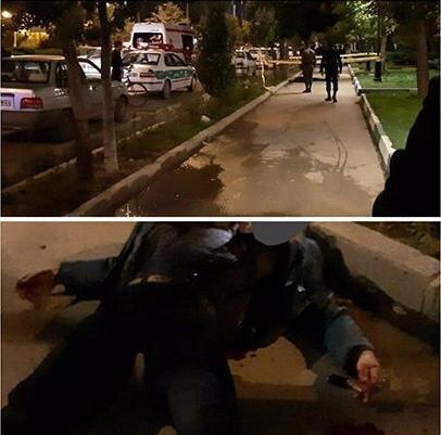 قتل هولناک مرد اردبیلی در مقابل دانشگاه,اخبار حوادث,خبرهای حوادث,جرم و جنایت