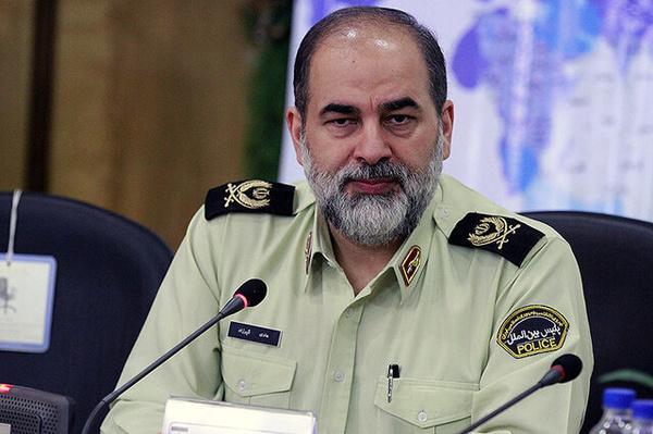 سردار هادی شیرزاد,اخبار اجتماعی,خبرهای اجتماعی,حقوقی انتظامی