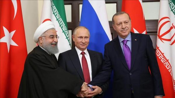 نشست سه جانبه نمایندگان عالی کشورهای ضامن روند آستانه,اخبار سیاسی,خبرهای سیاسی,سیاست خارجی