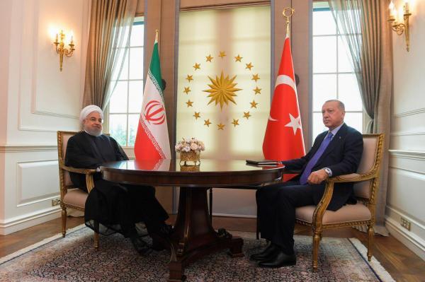 دیدار روحانی و اردوغان,اخبار سیاسی,خبرهای سیاسی,سیاست خارجی