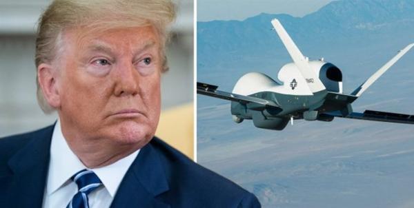 ترامپ: ایران میگوید با حمله به عربستان ارتباطی ندارد/ آنها پهپاد ما را خارج از حریم هوایی خود ساقط کردند