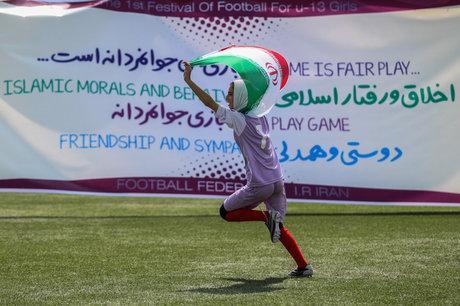 تیم ملی فوتبال نوجوانان دختر ایران,اخبار ورزشی,خبرهای ورزشی,ورزش بانوان